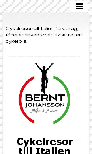 Mobile preview of berntbikeevent.se