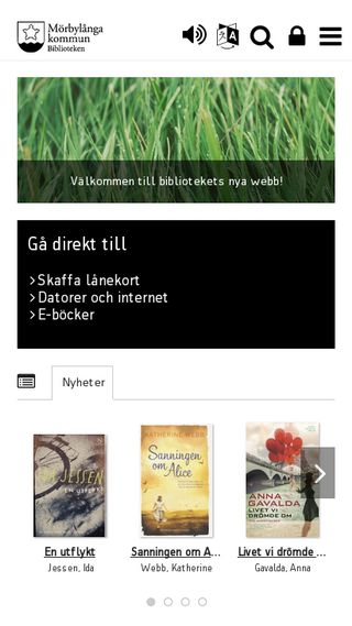 Mobile preview of bibliotek.morbylanga.se