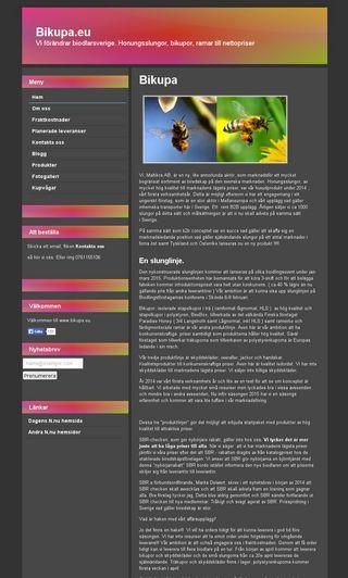 Mobile preview of bikupa.eu
