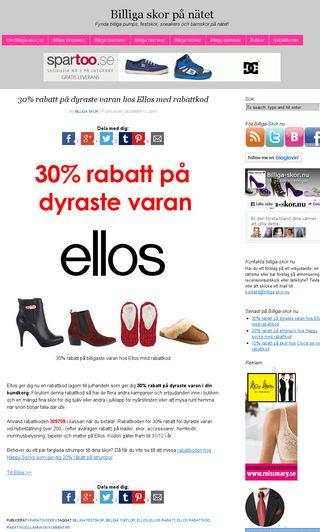Mobile preview of reklampr.se
