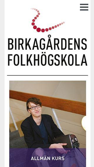 Mobile preview of birkagarden.fhsk.se