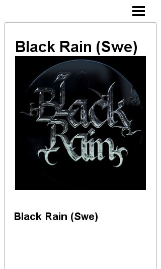 Mobile preview of blackrain.se