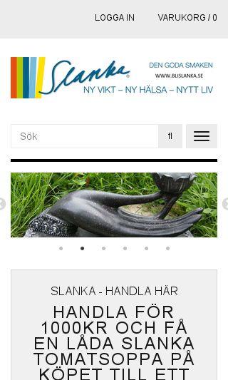 Mobile preview of blislanka.se