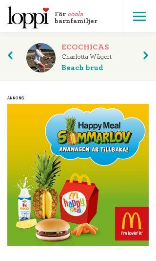 Mobile preview of mamahannas.vimedbarn.se