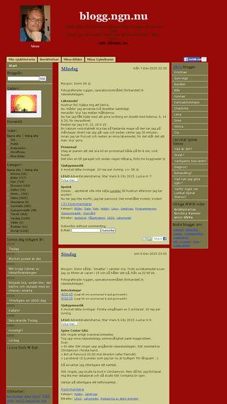 Mobile preview of viavitae.blogspot.com