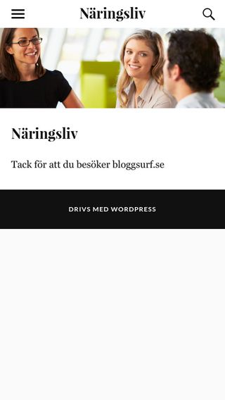 Mobile preview of bloggsurf.se