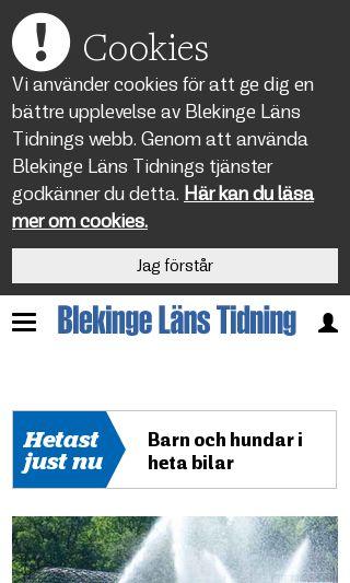 Mobile preview of blt.se