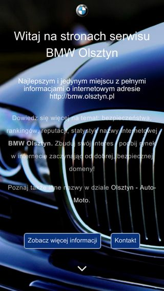 Mobile preview of bmw.olsztyn.pl