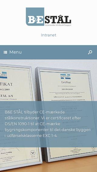 Mobile preview of bogestaal.dk