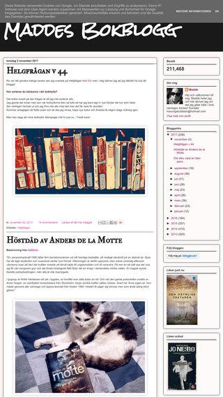 Mobile preview of bokgodis.blogspot.com