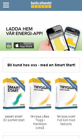 Mobile preview of boraselhandel.se