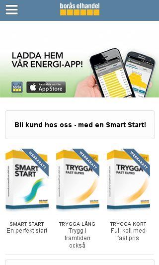 Mobile preview of boras-bloggen.se
