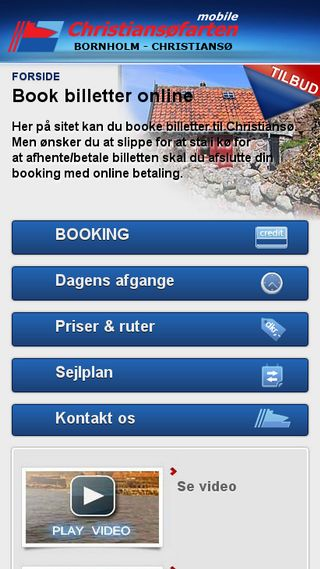 Mobile preview of skipperforeningen.dk