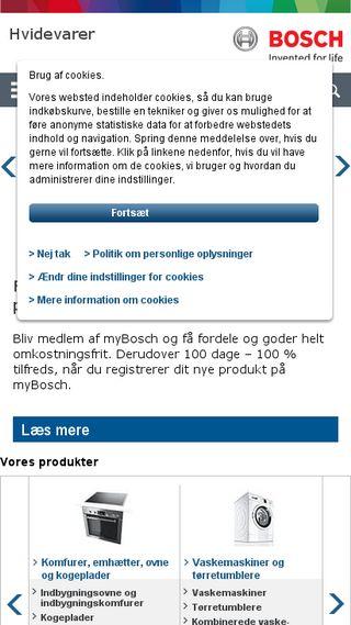 Mobile preview of flemmingnielsen.nu