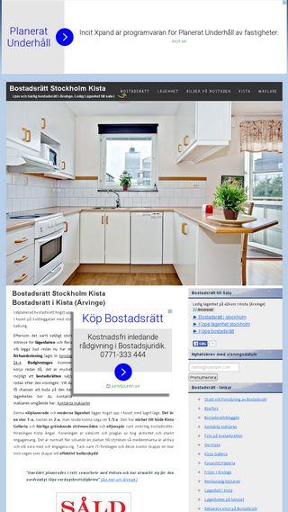Mobile preview of bostadsratt1stockholm1kista.n.nu