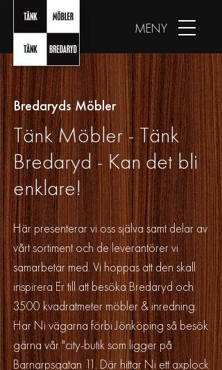 Mobile preview of bredarydsmobler.se