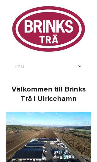 Mobile preview of brinkstra.se