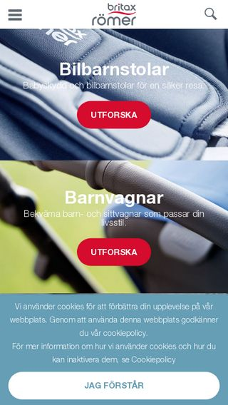 Mobile preview of britax-roemer.se