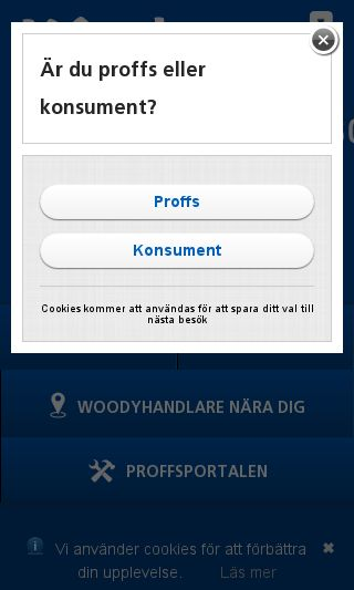 Mobile preview of brodernaolssons.se