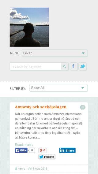 Mobile preview of bronett.se