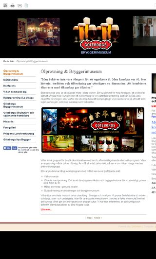 Mobile preview of bryggerikultur.se