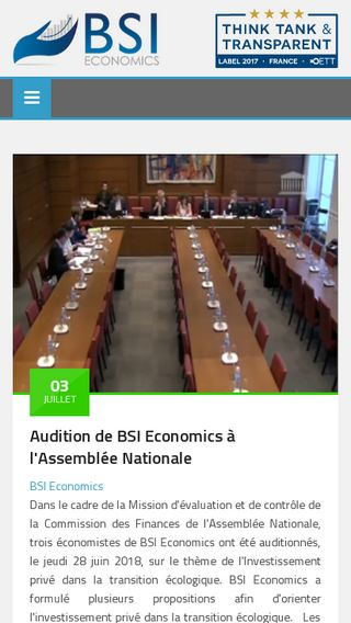 Mobile preview of bsi-economics.org
