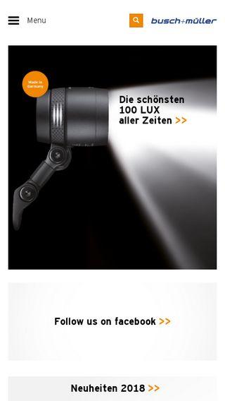 Mobile preview of bumm.de
