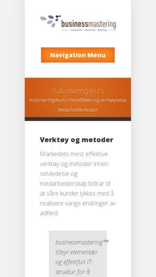 Mobile preview of medarbeidersamtalene.no