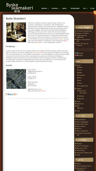 Mobile preview of byskeskomakeri.se