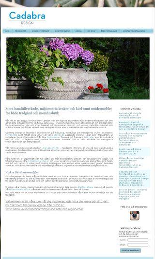 Mobile preview of bstrootradobuskar.se