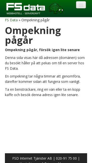 Mobile preview of calleflygareteaterskola.se