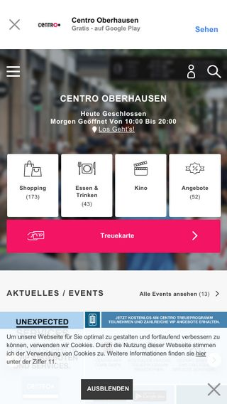Mobile preview of rwo-online.de