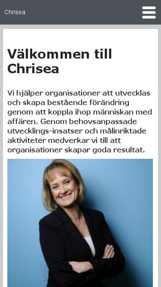 Mobile preview of chrisea.se