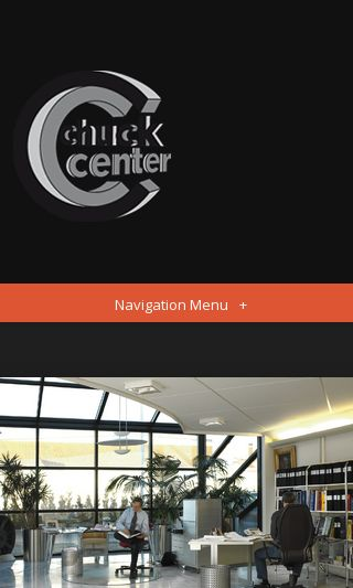Mobile preview of chuckcenter.se
