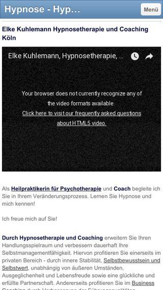 Mobile preview of coaching-koeln-ek.de