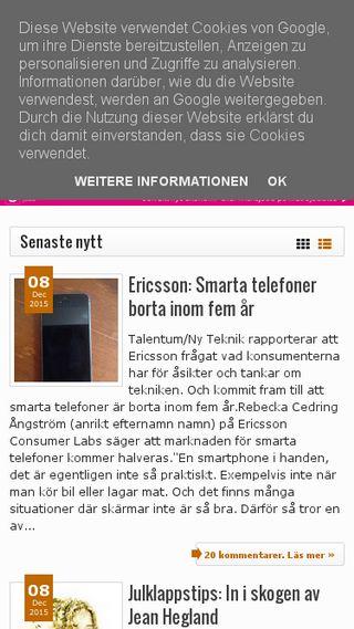 Mobile preview of cornucopia.cornubot.se