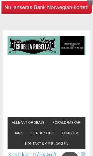 Mobile preview of cruellarubella.se