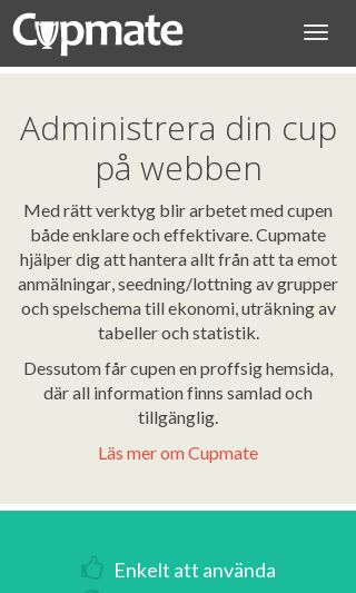 Mobile preview of asarumsif.se