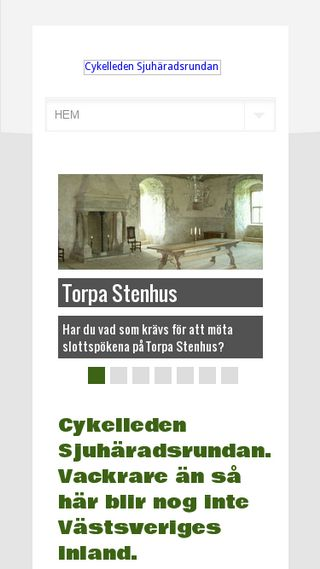 Mobile preview of vegby.se