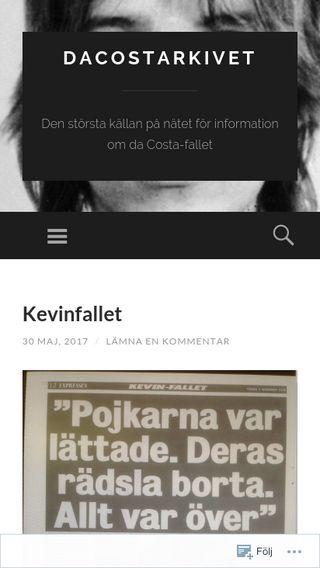 Mobile preview of kulturbloggar.nu