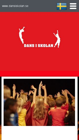 Mobile preview of dansiskolan.se