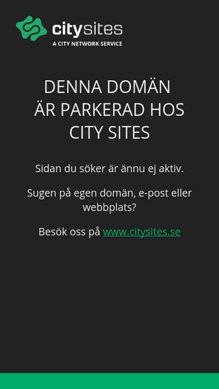 Mobile preview of datorrisk.se
