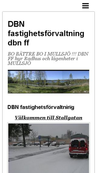 Mobile preview of dbnff.n.nu