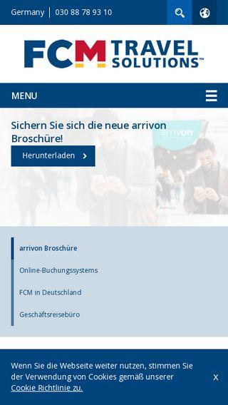 Mobile preview of de.fcm.travel