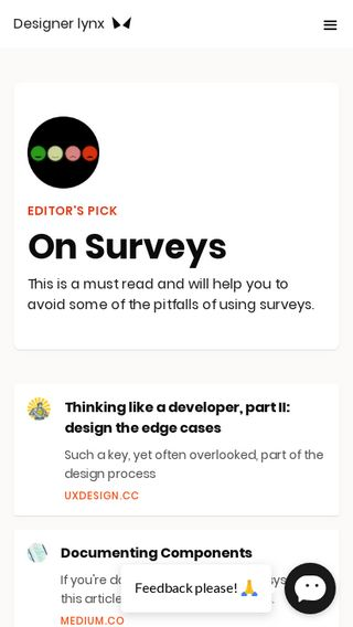 Mobile preview of designerlynx.co