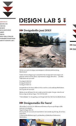 Mobile preview of designlabskarholmen.se