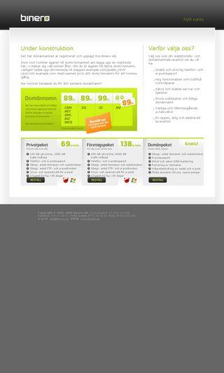 Mobile preview of disponenten.se