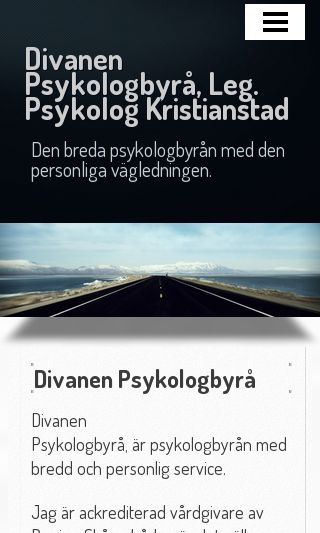 Mobile preview of divanenpsykologbyra.se