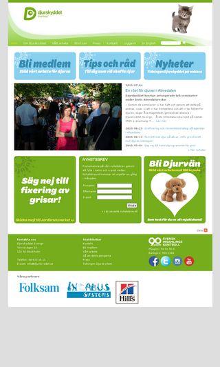 Mobile preview of animalrescue.se