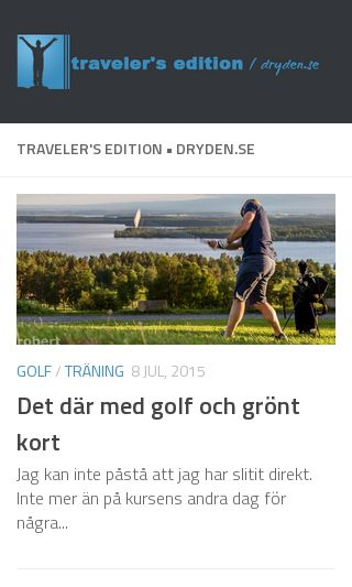 Mobile preview of dryden.se